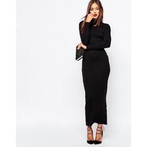Women's Black Long dress  ❤️